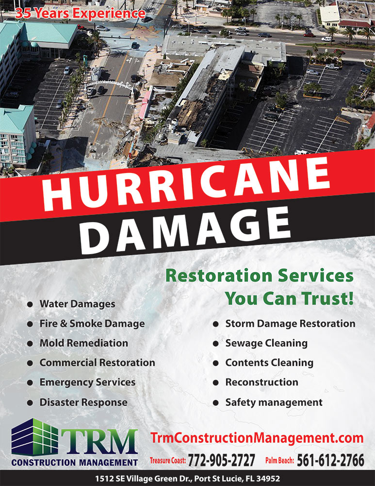 Hurricane Damage & Restoration